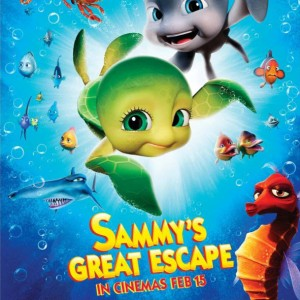 Sammy's Great Escape (U)