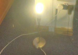 Having a 'Light-Bulb' moment - Quite literally