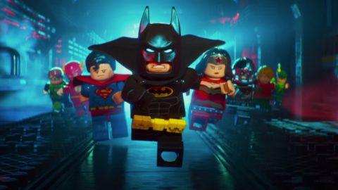 Review: The Lego Batman Movie (PG)