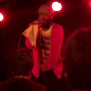 Cody ChesnuTT: Currently on tour around Europe