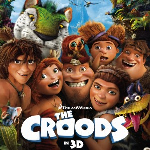 Film Review - The Croods (U)