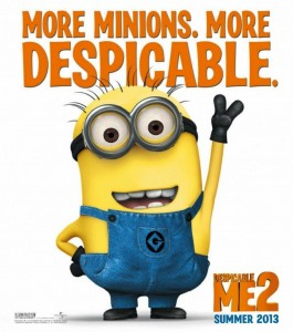 Despicable Me 2 (U) Review
