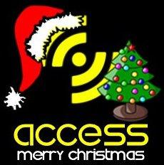 Christmas 2019 on Access!