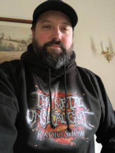 This Week on The Metal Onslaught - Tonight at 11pm
